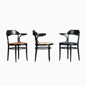 Model 233 P Vienna Bistro Chairs from Thonet