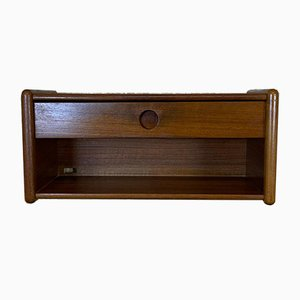 Teak Wall Shelf from Vildbjerg, 1960s