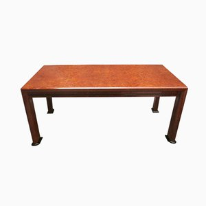 Italian Art Deco Dining Table