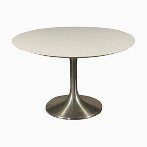 Table Vintage en Formica et Métal Chromé, Italie