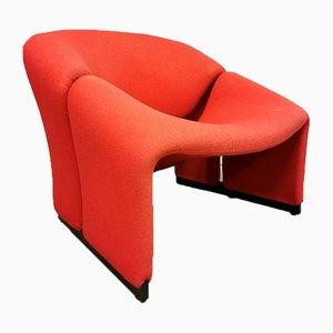 Dutch F580 Early Edition Groovy Chair von Pierre Paulin für Artifort