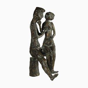 Bernhard Kleinhans, Lovers, Bronze