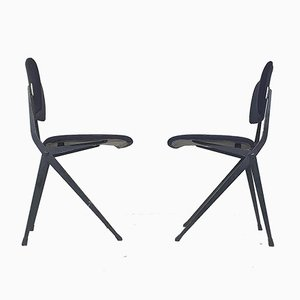 Dining Chairs by En Kooistra for Marko , The Netherlands, 1950s, Set of 2