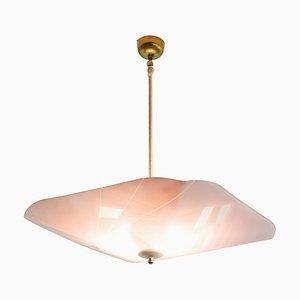 Murano Pink Glass Pendant