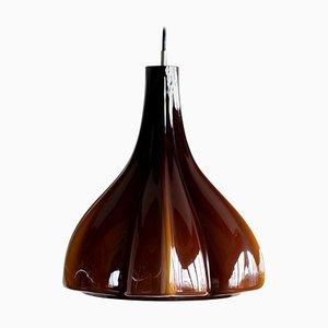 Mid-Century Modern Italian Glass Pendant