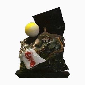 Claudio Parmiggiani, Naufrage, Naufrage, Sculpture en techniques mixtes, 1984