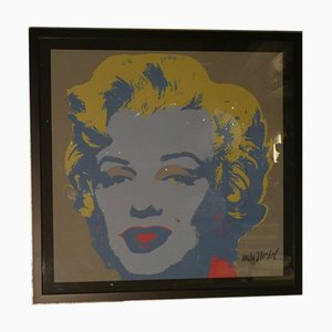 Andy Warhol for C.M.O.A, Marilyn Monroe, Numbered 1665/2400, Pittsburgh, 1967, Lithograph