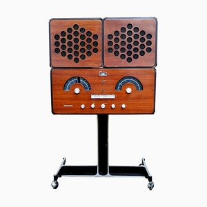 Model Rr126 Radio by Achille Castiglioni for Brionvega, 1964
