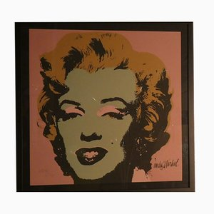 Andy Warhol for C.M.O.A, Marilyn Monroe, Numbered 1210/2400, Pittsburgh, 1967, Lithograph