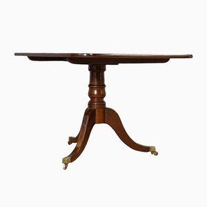 Antique English Mahogany Breakfast Table