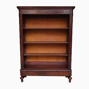 Antique English Mahogany Shelf