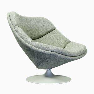 F557 Lounge Chair von Pierre Paulin für Artifort, 1960er Jahre