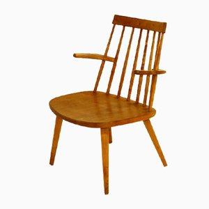 Zippo Dining Chair by Yngve Ekström, 1960s