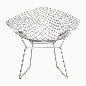 421 Diamond Chair von Harry Bertoia für Knoll International, 1980er