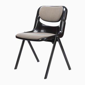 Chaise de Bureau Dorsale Vintage par Giancarlo Piretti pour Openark