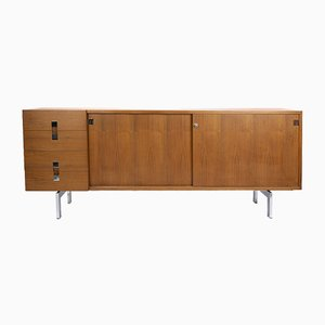Vintage German Wooden Sideboard