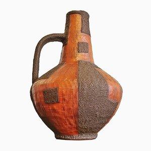 Vase N ° 201 par Gerda Heuckeroth & Heinz Siery pour Carstens Tönnieshof, 1960s