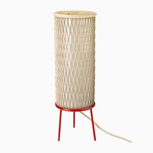 Metall Tischlampe von Josef Hurka für Napako, 1960er