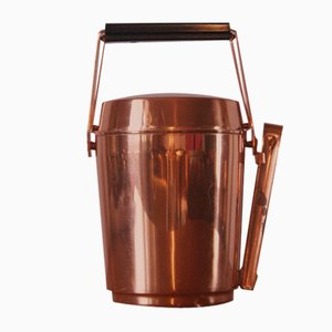 Mid-Century Copper Ice Bucket from Alfi, 1960s