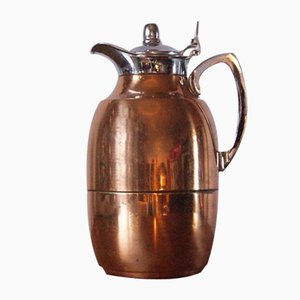 Vintage German Copper Thermos from Alfi, 1970s