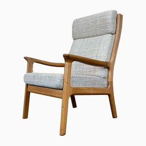 Danish Teak Easy Chair from Glostrup, 1960s