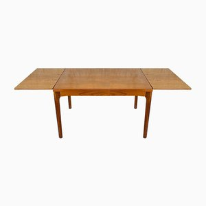 Teak Dining Table by Henning Kjærnulf, 1970s