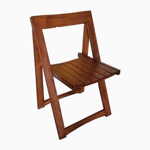 Folding Chair by Aldo Jacober for Alberto Bazzani, 1960s