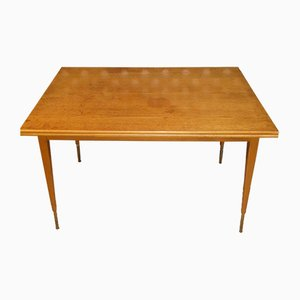 Mid-Century Extendable Mufuti Dining Table