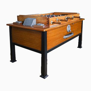 Foosball Game Table, 1950s