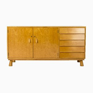 Swedish Functionalist Sideboard, 1930s