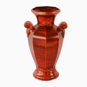 Mid-Century German Amphora Floor Vase, 1960s