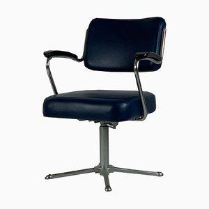 Bauhaus Style Rotatable Armchair, 1950s
