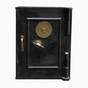 English Safe from J. Cartwright & Sons