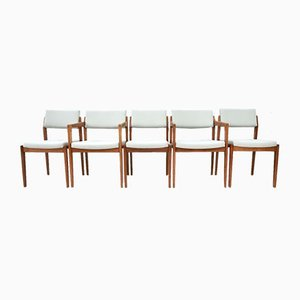 Mid-Century Dining Chairs from Thonet, 1960s, Set of 5