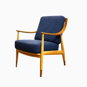 Mid-Century Modern Teak Sofa by Peter Hvidt & Orla Mølgaard-Nielsen for France & Søn / France & Daverkosen, 1960s