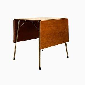 Tavolo da pranzo allungabile Mid-Century allungabile nr. 3601 di Arne Jacobsen