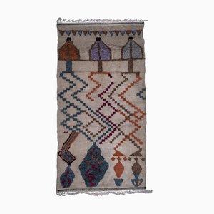 Large Vintage Moroccan Tulu Rug