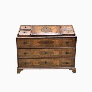 Antiker Trentina Flap Tisch