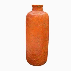 Large Mid-Century Ceramic Floor Vase, 1970s