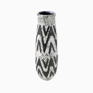 Mid-Century Handmade Ceramic Vase, 1970s