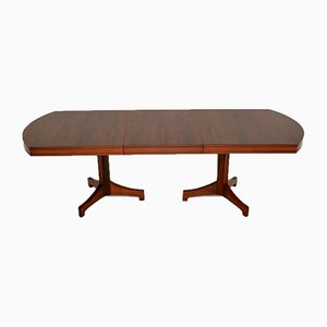 Rosewood Extendable Dining Table from Robert Heritage, 1960s