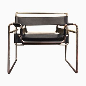 B3 Wassily Lounge Chair by Marcel Breuer for Knoll Inc. / Knoll International, 1960s