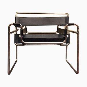 Poltrona B3 Wassily di Marcel Breuer per Knoll Inc. / Knoll International, anni '60