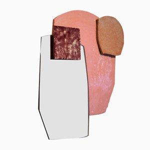 Ceramic Wall Story 03 Mirror by Kiki Van Eijk