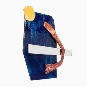Keramik Wand Story 05 Spiegel von Kiki Van Eijk