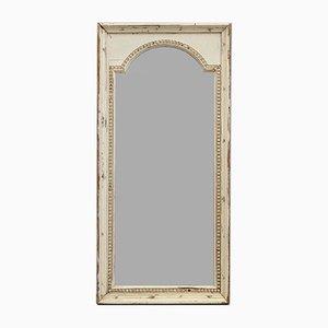 Specchio da parete / specchio da ingresso antico indiano, inizio XX secolo