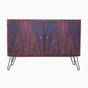 Mid-Century Danish Rosewood Chest of Drawers by Poul Hundevad for Hundevad & Co., 1960s
