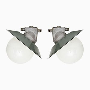 Sconces by Paavo Tynell for Idman, 1940s, Set of 2