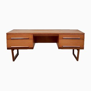 Mid-Century Danish Desk or Dressing Table from White & Newton