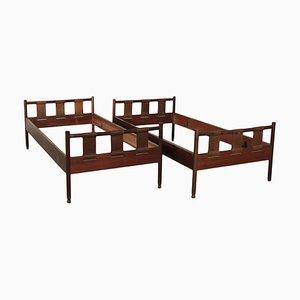 Twin Beds, 1960er, 2er Set